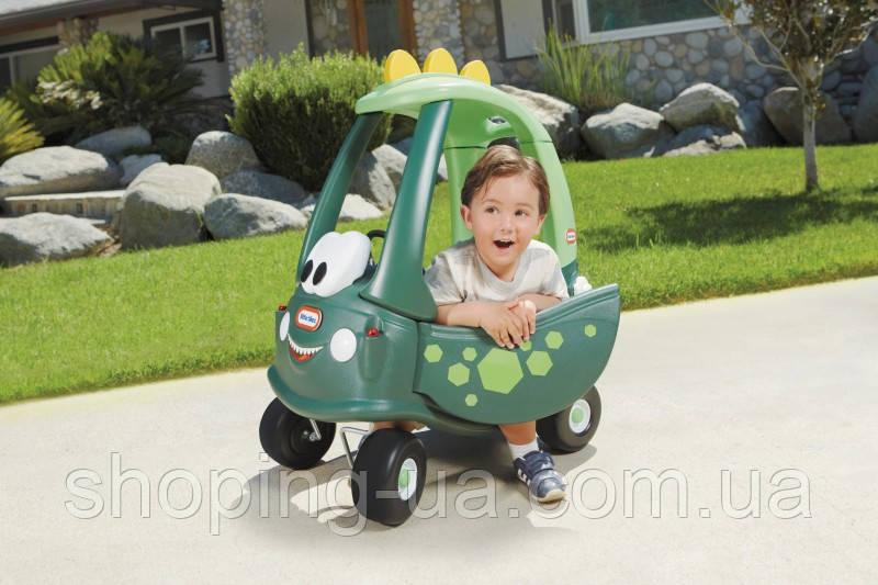 Детская машина-каталка Cozy Coupe Dino Little Tikes 173073