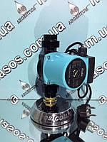 Циркуляционный насос RONA UPS 25 - 60 / 130 + сетевой кабель + монтажные гайки