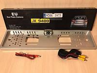 Держатель номеров с LED подсветкой + встроеная камера заднего вида