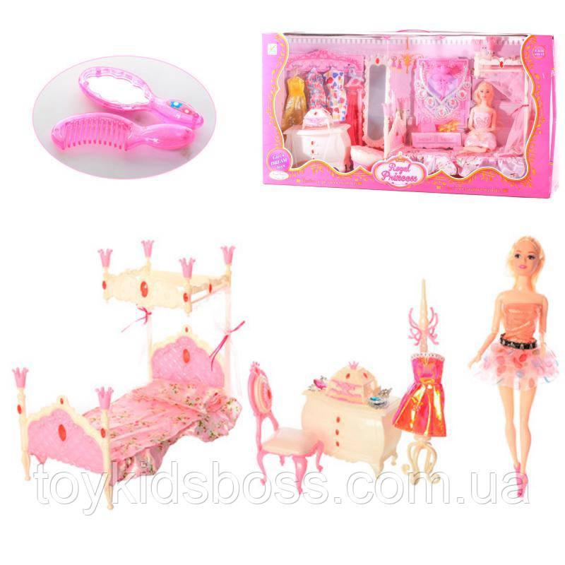 Спальная мебель,кукла
