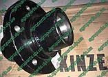 Фланец G3400-01 сфер. подшипника Kinze Flangette 52MST Джон Дир Н103264 gp 822-175C корпус, фото 9