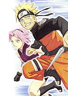 Картина GeekLand Naruto Наруто сакура харуно 40x60 NU 09.003