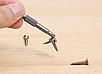 Набор  бит 8 шт., 50 мм. шестилучевая звездочка с отверстием, Сталь 1/4 дюйма шестигранным хвостовиком , фото 4