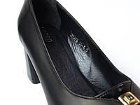 Кожаная подкладка Platinum - не оставляет следов на ногах