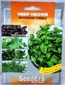 Набір насіння Ароматна Грядка 9г (SeedEra)