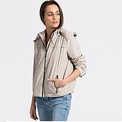 Куртка женская Geox W5221E  44 Бежевый (W5221ELST)