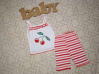 Летний костюм для девочки Размер 30(60) Літній костюм для дівчинки Розмір  30 ( a4f9551fdf15b