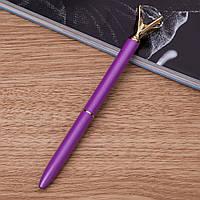 Оригинальная Ручка с кристаллом Cristal в подарочной упаковке