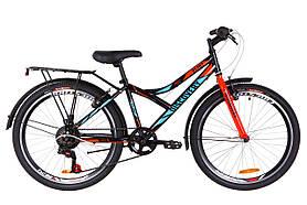 """Подростковый велосипед Discovery Flint MC 24"""" 2019"""