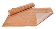 Махровый коврик для ванной прорезиненный Lotus 45*65 бежевый, фото 2