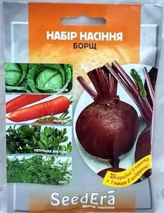 Набір насіння Борщ 11г (SeedEra)