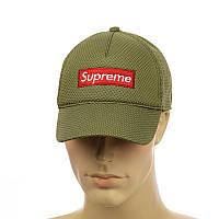 """Кепка на резинке  """"Supreme"""", фото 1"""