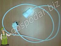 Шнур переноска с вилкой и розеткой (п/м), фото 1