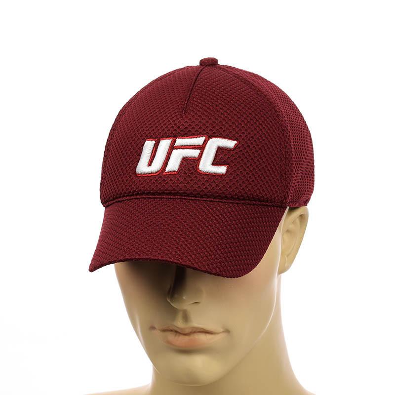 """Кепка на резинке с вышивкой  """"UFC"""""""