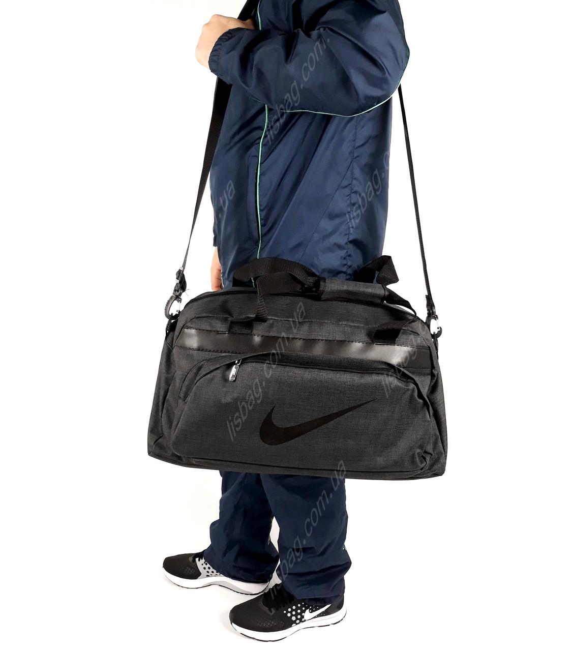 71920926c020 ... Большая спортивная\дорожная сумка Nike реплика , Темно-серый цвет, ...
