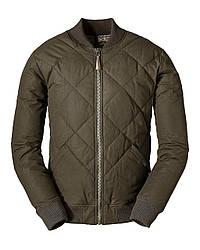 Куртка Eddie Bauer Mens 1936 Skyliner Model Down Jacket L Хаки (0024CT)