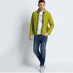 Куртка мужская Geox M3220L CITRONELLE GREEN 48 Зеленый (M3220LCIGR)