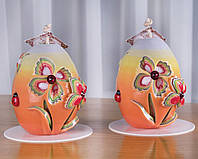 Пасхальные свечи ручной работы, для церемонии зажигания свечи