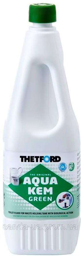 Жидкость для биотуалетов A/K G 1.5л
