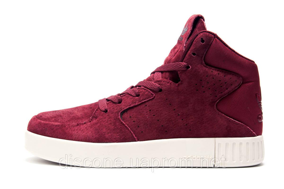 Кроссовки женские ► Adidas, бордовые (1039-2), р. (нет на складе) П Р О Д А Н О! ✔ЧеРнАяПяТнИцА