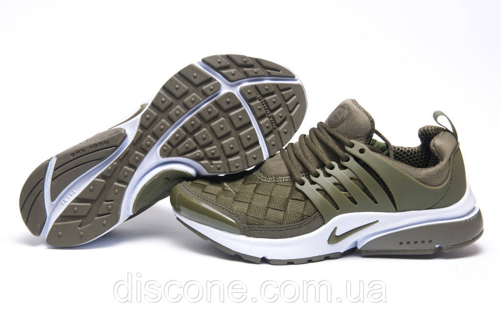 Кроссовки женские ► Nike Air Presto, хаки (11071), р. (нет на складе) П Р О Д А Н О! ✔ЧеРнАяПяТнИцА