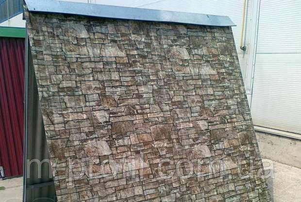 Профнастил ПК-20, камень 0,45, фото 2