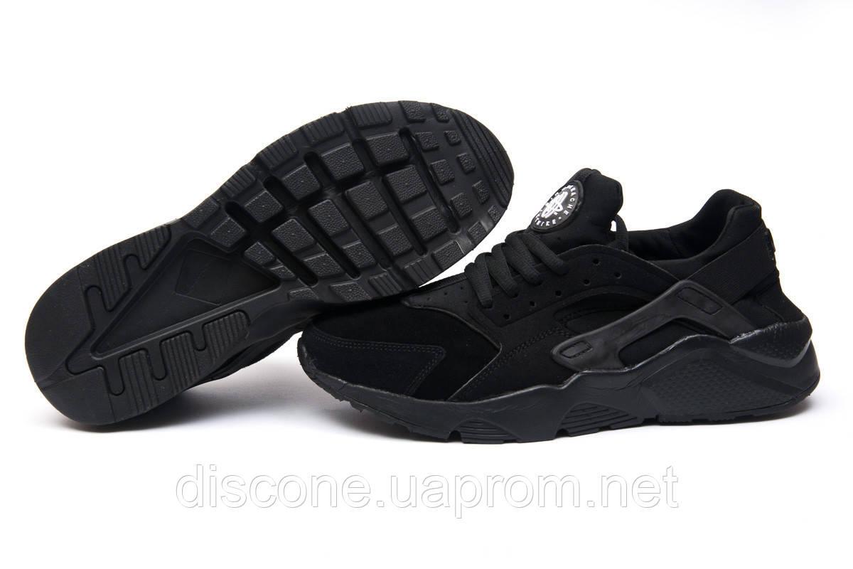 Кроссовки мужские ► Nike Huarache Ultra,  черные (Код: 11442) ► [  45 (последняя пара)  ] ✅Скидка 44%