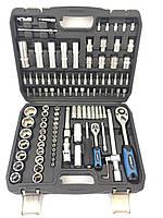 Полупрофессиональный набор инструментов, ключей Mastiff Germany 108 предметов CrV