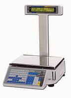 Весы электронные с принтером этикеток Digi SM 300 PJ Junior