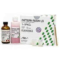 Беззольная моделирующая пластмасса PATTERN RESIN LS набор 100 г + 105 мл