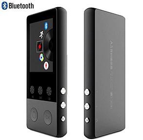 MP3 Плеер A5 Plus Hi-Fi 8Gb Bluetooth Черный, фото 2