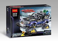 Конструктор Decool 3372 Техника Экстремальные приключения (аналог Lego Technic 42069)
