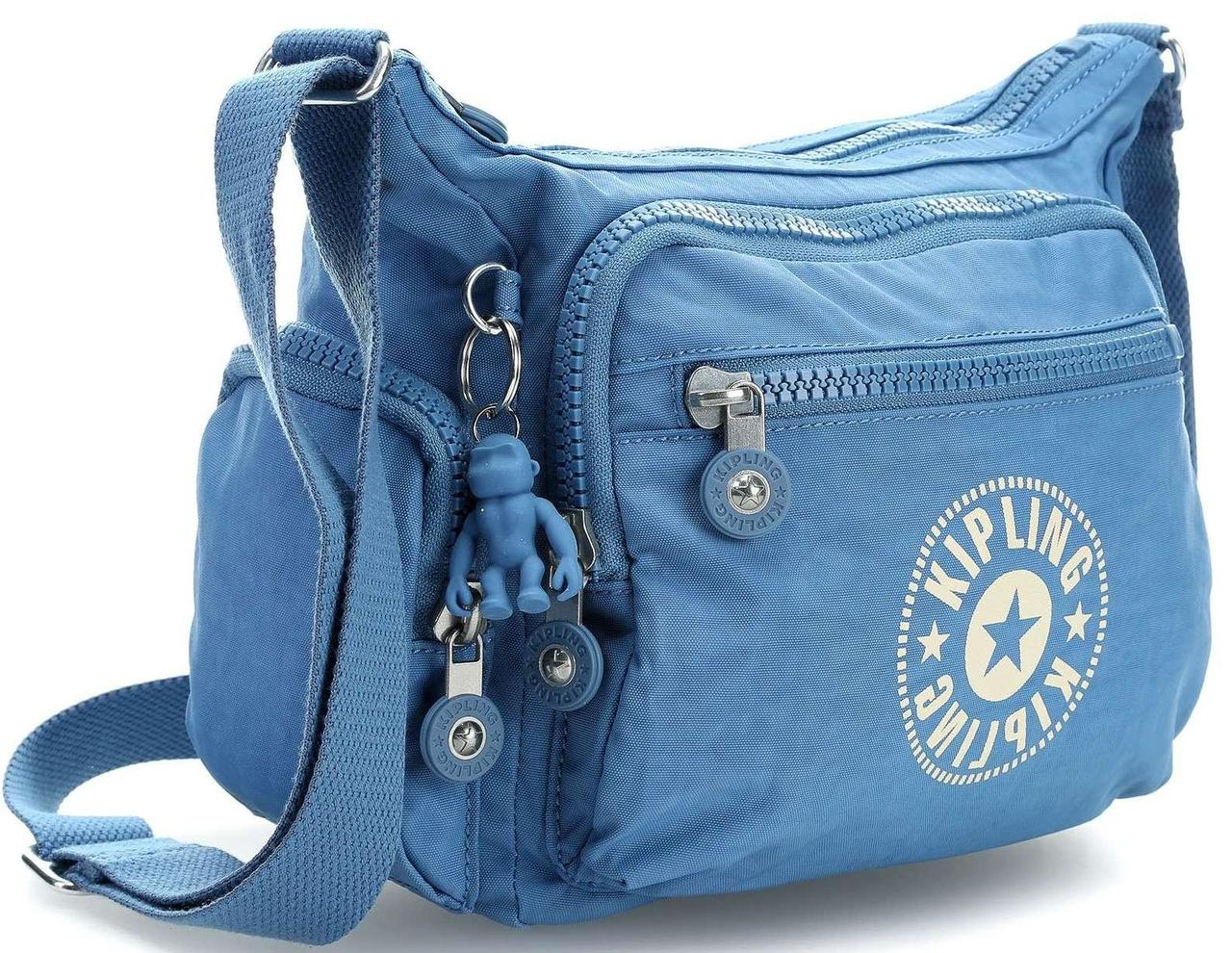 c6ef4b08523d Женская сумка Kipling GABBIE S KI2632_29H, голубой — только ...