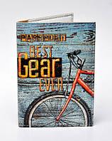 Обложка на паспорт для велосипедистов