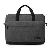"Сумка для ноутбука 15.6"" Bagsmart черная (BM0140009A001)"