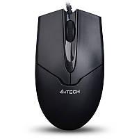 Мышь A4Tech OP-550NU-1 USB Black