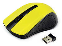 Мышь Gembird MUSW-101-Y WL USB Yellow