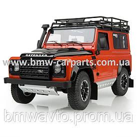 Модель автомобиля Land Rover Defender Final Edition Adventure, Scale 1:18