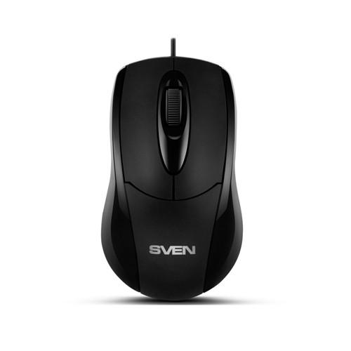 Мышь SVEN RX-110 USB Black
