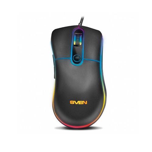 Мышь SVEN RX-G940 Gaming USB Black