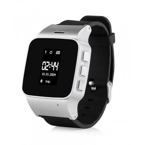 D99 (EW100) серебро Партия 0102 Детские часы Smart Baby Watch (бумажная коробка), фото 2