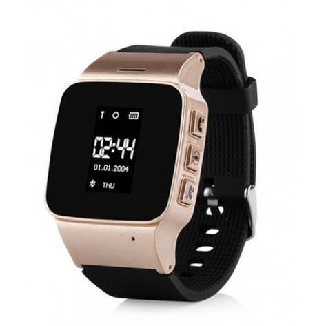 D99 (EW100) розовое золото Партия 0102 Детские часы Smart Baby Watch (бумажная коробка), фото 2