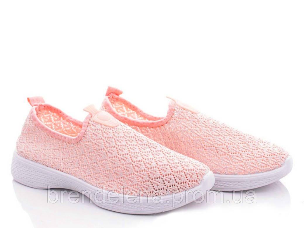 Шикарні жіночі кросівки р39 (код 6736-00)