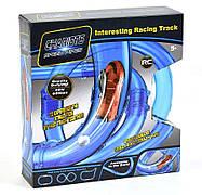 Гоночный трек на 27 деталей Игровой набор CHARIOTS Speed Pipes Трубопроводные гонки
