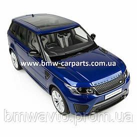 Модель автомобиля Range Rover Sport SVR, Scale 1:18