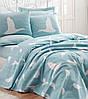 Летнее постельное белье Eponj Home Pike Enya mint евро