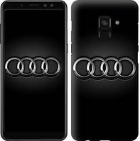 "Чехол на Samsung Galaxy A8 2018 A530F Audi. Logo v3 ""3106c-1344-19913"""