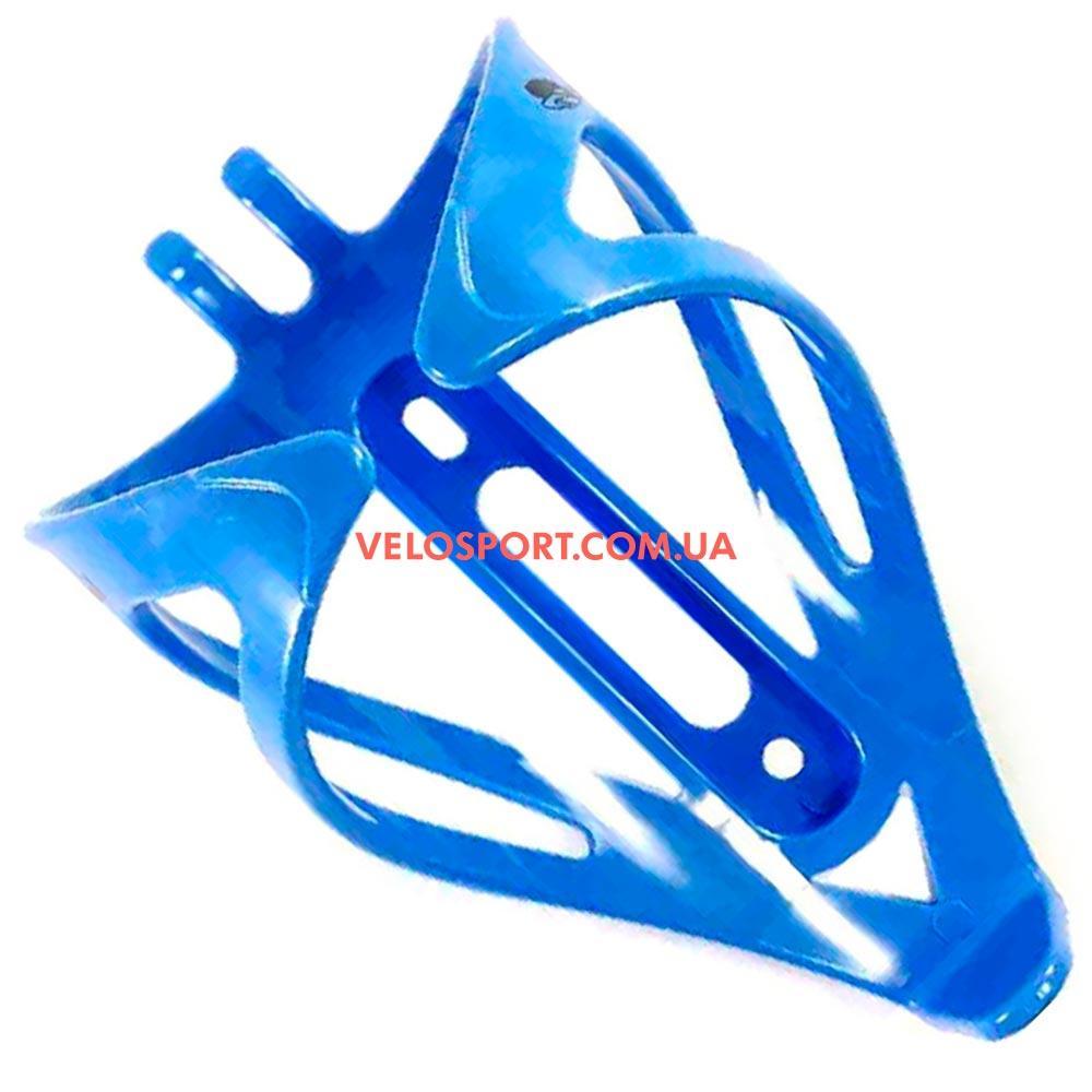 Флягодержатель VENZO COLOUR CB16-F14-007С синий