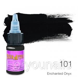 Пигмент для татуажа Ever After 101 Enchanted Onyx 15 мл