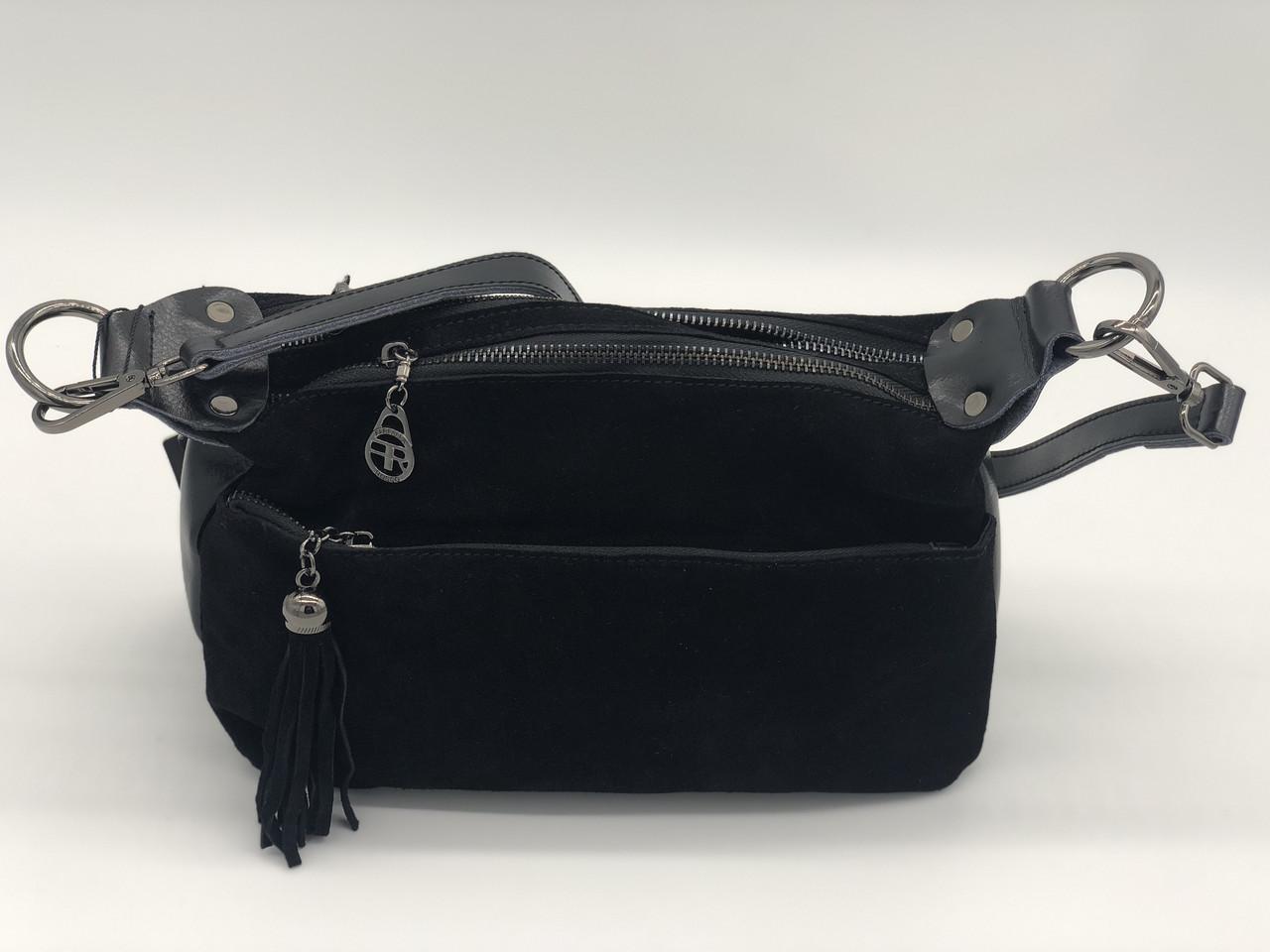 1bbd9a4b1747 ... Женские сумочки и клатчи; Замшевая сумка Farfalla Rosso. Замшевая сумка  Farfalla Rosso
